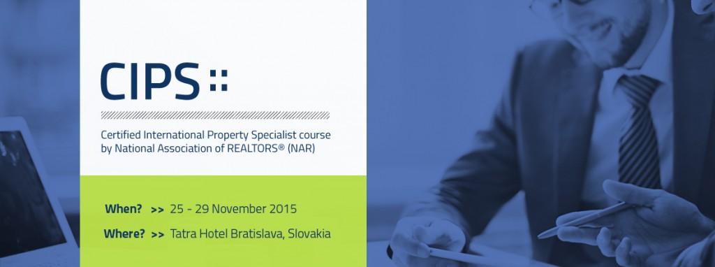 CIPS course in Bratislava